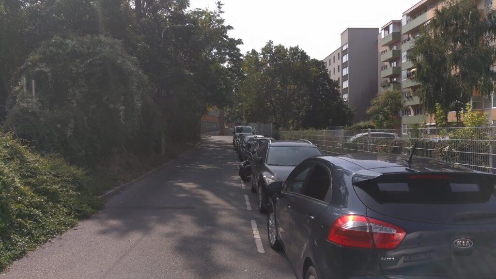 """""""Wohnstraße"""" Maiselgasse"""